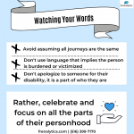 Being a better advocate and ally to people with disabilities